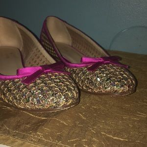 Kate Spade New York Made in Italy Flat Shoes